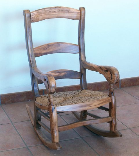 Child Rocking Chair Model Liso
