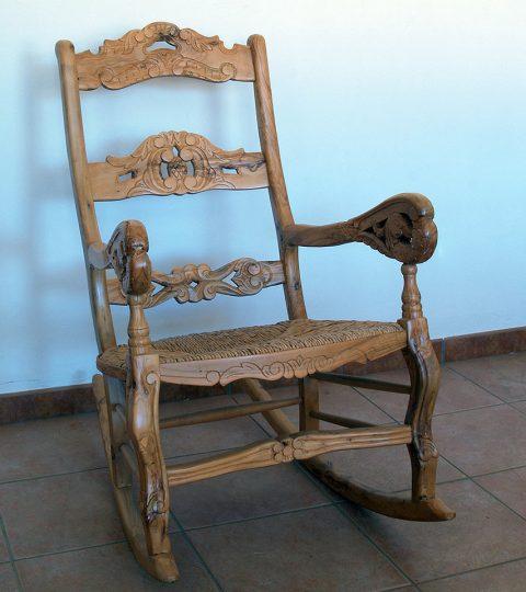 Rocking Chair Model Castro